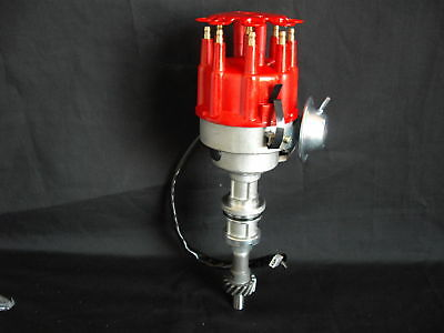 Ford Cleveland 302C-351C  Distributor Ready To Run Early Model 13Mm Oil Drive