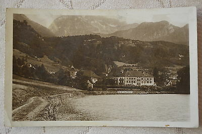 """CPSM """" Lac d'ANNECY - Talloires - L'Abbaye"""