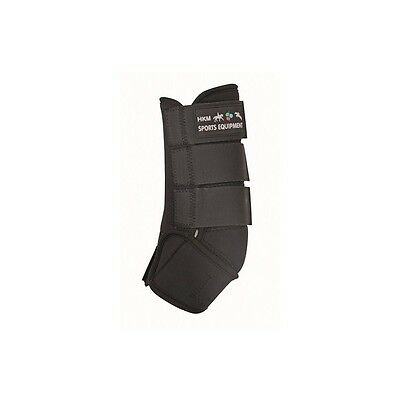 HKM Neoprene Protection Wraps - Bright Colours - Brushing Boots