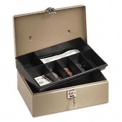 Master Lock  Cash Box with 7 Compartment Tray
