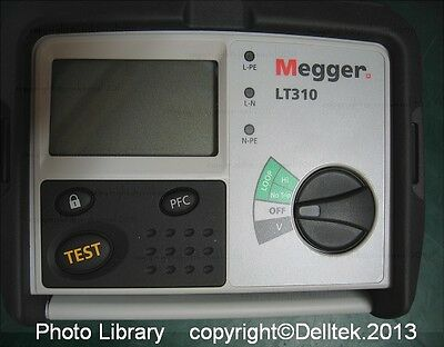 Megger LT310 Loop Tester 1 Year Warranty