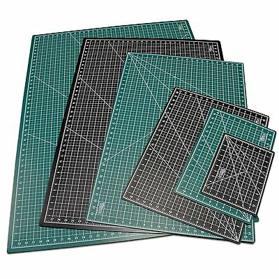 Self Healing Cutting Mat Grid Office Scrapbooking School Arts Protect Table New
