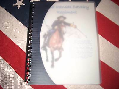 Civil War History of the 2nd Kansas Cavalry Regiment
