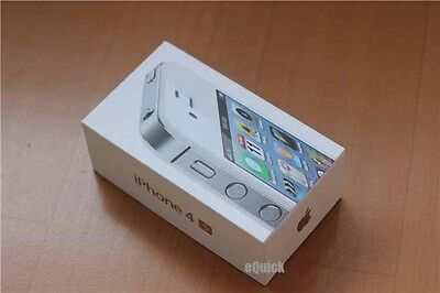 *** New APPLE iPhone 4S - 16GB - White - GSM Factory Unlocked ***