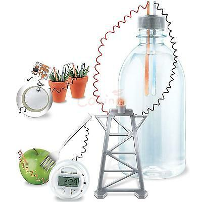 Environment Battery Home Science Recycle Child DIY Education Project Kit Gift