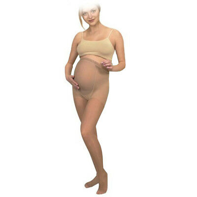 Prophylactic MATERNITY COMPRESSION TIGHTS Preventative Veins Support Pantyhose