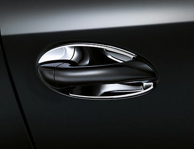 Mercedes Benz S Class 4 Door Saloon W221 New Chrome Door Scoup Handle Cup Trims