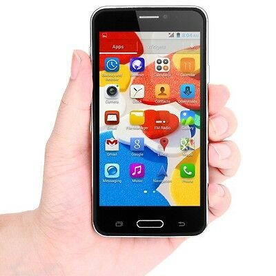 """4.5"""" IPS Touch Mini S5 UNLOCKED Dual Core Dual sim 3G GMS/WCDMA AT&T SMARTPHONE"""