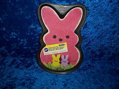 Wilton Large Peeps Bunny Cookie Pan With Insert New!!!!!!!!!!!!!!!!!!!!!!!!!!!!!