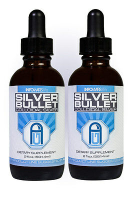 Infowars Life Silver Bullet: *2 Pack (Topical Use Only)