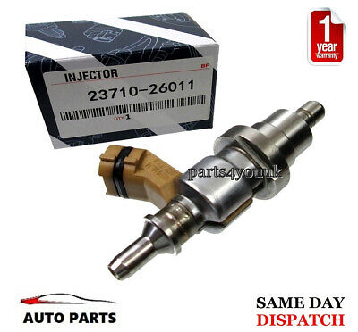 Lexus Is 220 D 5 5Th Injector 2371026011 2371026012 Toyota Auris Avensis Corolla