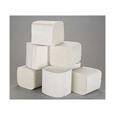 Bulk Pack Tissue Multi Flat Pack Toilet 36x250 sheet 2ply 9000 Sheets Per Box