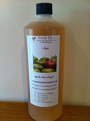 Apple Cider Vinegar Inc Mother & Garlic Poultry & Pets Acv 500Ml-25L Ltrs Liters