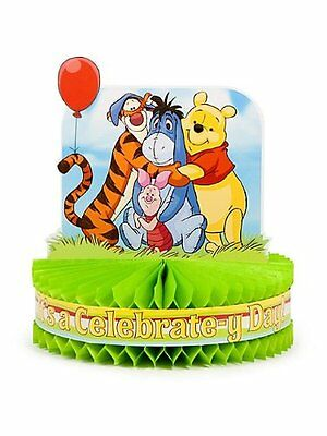 Winnie the Pooh Baby Shower Decoration Kit Centerpieces + Confetti party Supply