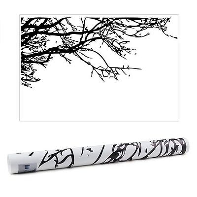 Black Tree Branch PVC Removable Room Art Mural Wall Sticker Decal gift
