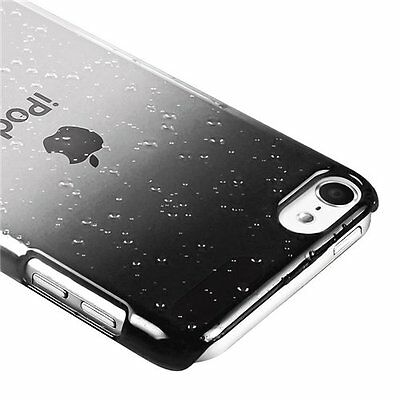 Snap-on Case FOR Apple iPod touch 5th Generation, Clear Smoke Waterdrop gift