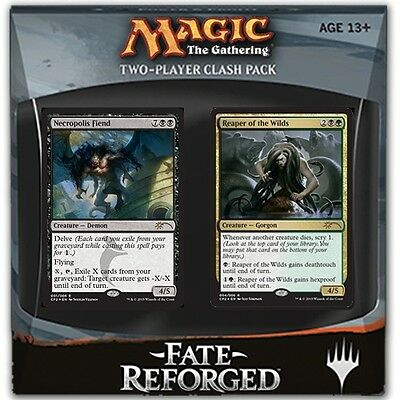 MTG FATE REFORGED * Clash Pack - Power and Profit