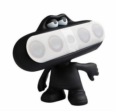 Black Dude Case Cover Stand Holder Support For Beats Pill Bluetooth Speaker