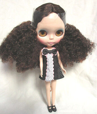 """12/"""" Neo Blythe Doll Pink Hair Nude Doll  from Factory JSW4006"""