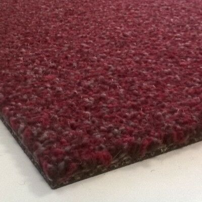 DESSO PROTECT Barrier Matting Contract CARPET TILES Red Heavy Duty Hard Wearing
