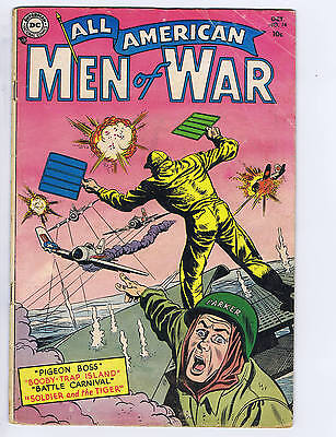 All American Men of War #14 DC 1954