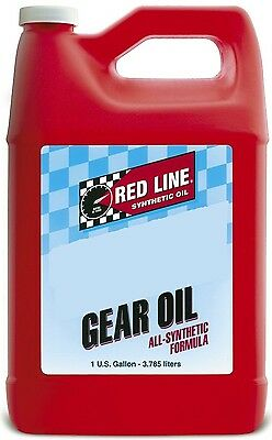 Red Line Synthetic 75w90NS GL-5 Gear Oil 1 Gallon 58305