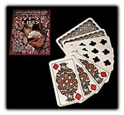 Gypsy Curve With Special Playing Cards Magic Tricks Gimmick Gaff Close Up