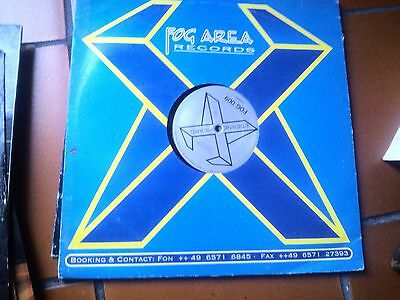 "12"" 45 Rpm Etienne Picard Vol.1  Fog Area Records Ex+"