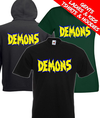 Demons Classic Dario Argento 80's Horror Movie T Shirt / Hoodie