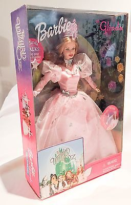 NRFB Barbie as Glinda the Good Witch from Wizard of Oz, 1999 (Barbie)