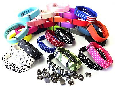 Select Replacement Part Band Cable Clasp Case for Activity Wristband /No Tracker