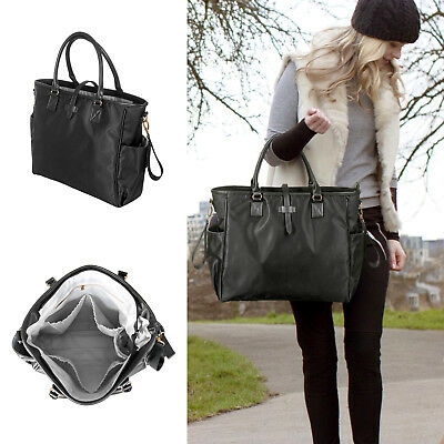 Grey Baby Changing & Nappies Allis Weekend Changing Bag Luxury Diaper Bag Changing Bags