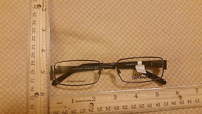Stetson off Road IN Color Black *AUTHENTIC* PLASTIC NEW Glasses Frame