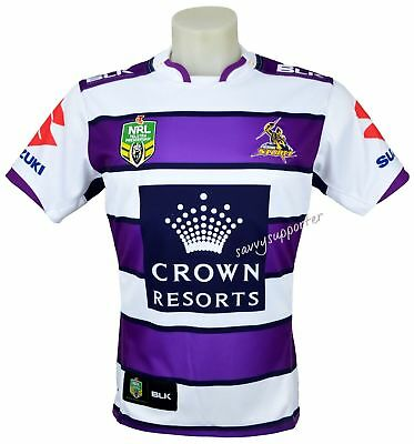 Melbourne Storm NRL Away Jersey 'Select Size' S-7XL BNWT5