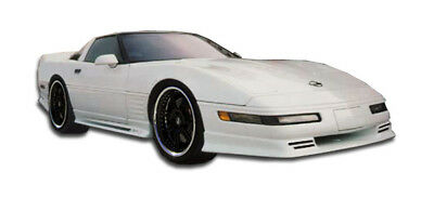 1984-1990 Chevrolet Corvette C4 Duraflex GTO Body Kit - 4 Piece Body Kit
