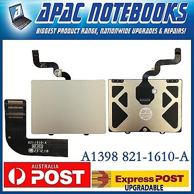"Pro 15"" A1398 2012 Retina 821-1610-A Trackpad Touchpad Touch Pad"
