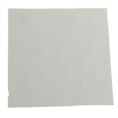 Silicone Pad security 100mmx100mmx0.5mm GPU CPU Cooling Thermal Conductive OK