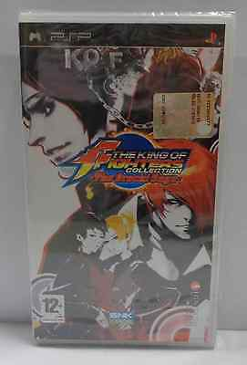 Disco UMD Sony Playstation PSP PAL EUR KING OF FIGHTERS COLLECTION OROCHI SAGA