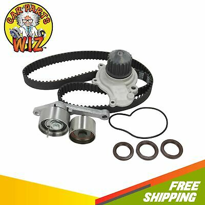 Timing Belt Water Pump Kit Fits 95-02 Plymouth Dodge Chrysler 2.4L DOHC EDZ