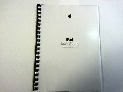Apple Ipad Air 2 Ios 8.1 Printed Instruction Manual User Guide 164 Pages