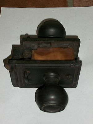 Antique Large Heavy Door Lock • CAD $126.47