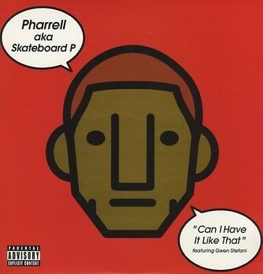Pharrell - Can I Have It Like That 12""