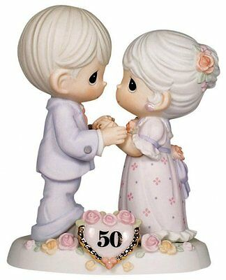 "Precious Moments ""We Share A Love Forever Young"" Figurine , New, Free Shipping"