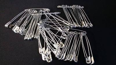 Metal Big Safety Pins Ideal Running Cycling & Other Sports Events Top Quality
