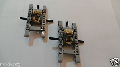 Lego Technic Kit Differential Gears, Axles and Surround x 2 * NEW * Type A
