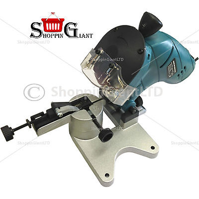 Electric Chain Saw Blade Sharpener 240V/50Hz 130W Carbon Steel Sharpening CT2912