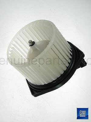 Genuine Vauxhall Zafira A, Brand New Air Conditioning Fan and Motor 90579977