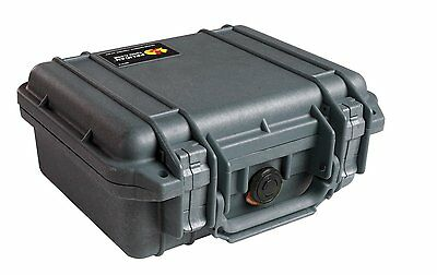 Pelican 1200 Case with Foam for Camera (Black), New, Free Shipping