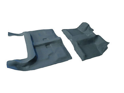 To suit Nissan Navara D22 Dual Twin cab 1997-14 Moulded Vinyl Front & Rear Floor