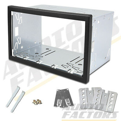Xtrons Replacement Double Din Cage Surround Car Radio Headunit 2 Din Fitting Kit